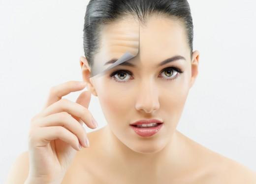 Убрать морщины на лбу можно без операции: инъекционные методики