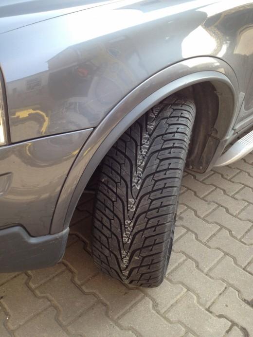 Как подобрать оптимальные шины для своего автомобиля?