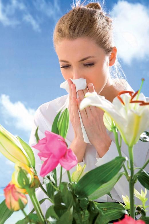 Лекарство от всех видов аллергии