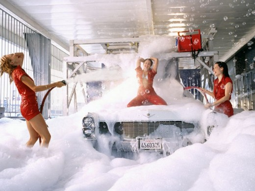 Особенности шампуней для мойки автомобилей