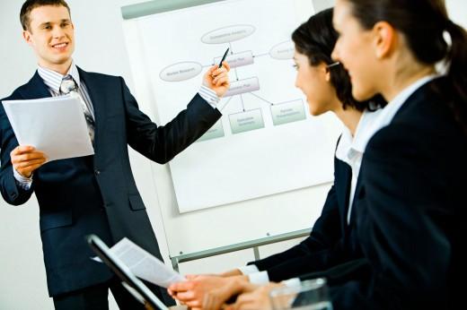 Бизнес-план: основные пункты