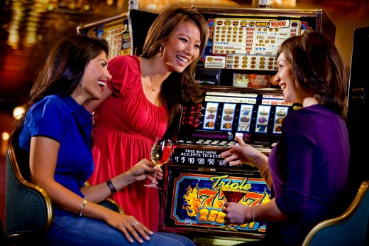 Игровые автоматы в интернет-казино Вулкан