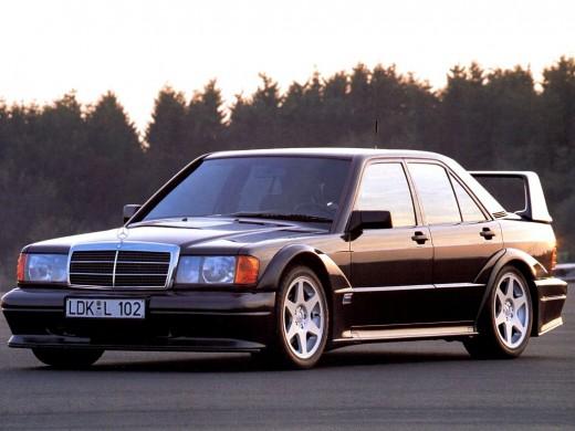 Новый Mercedes-Benz 190