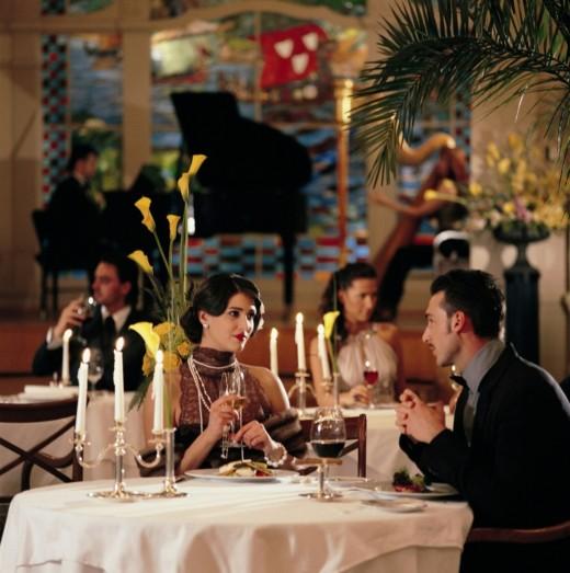 Чем и как привлечь клиентов в элитные рестораны?