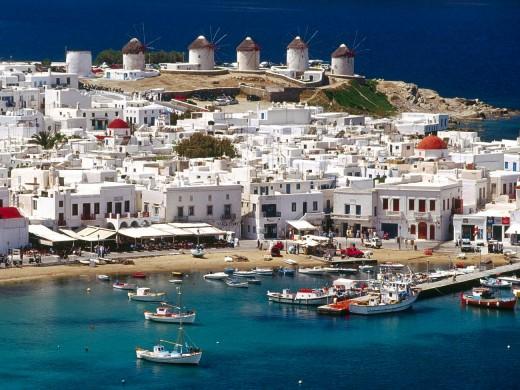 О путешествии на греческий Родос