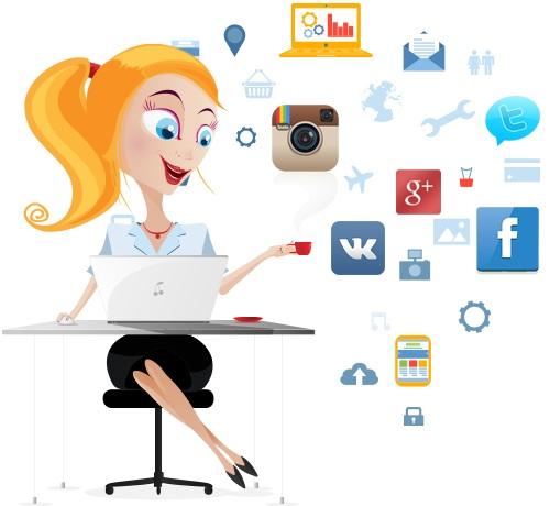 Интернет-ресурс Social Service: быстрая накрутка лайков в инстаграм