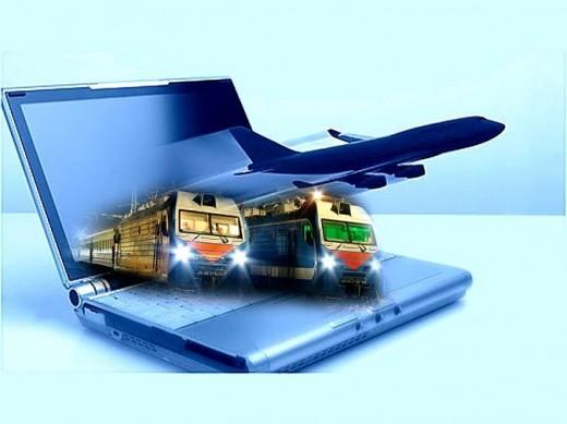 Покупка ж/д и авиабилетов через интернет