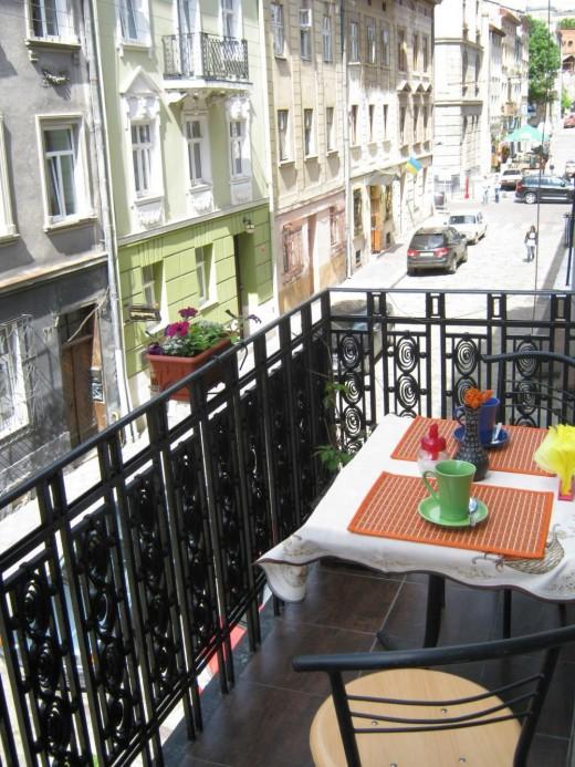 Снять квартиру во Львове посуточно
