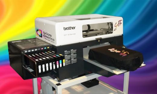 Тенденции и технологии на рынке печати на текстиле