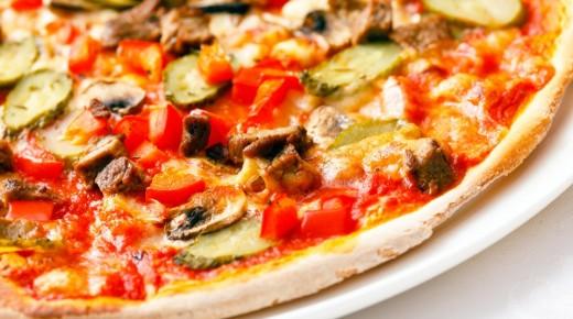 Пицца - Граф Красновъ