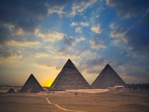 Места, которые стоит посетить в Египте