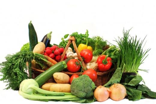Как правильно выбрать подходящие овощи и фрукты