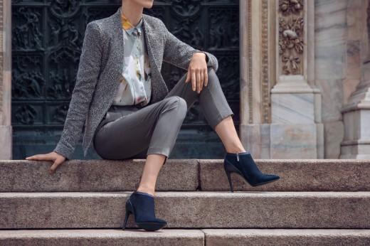 Итальянская демисезонная обувь