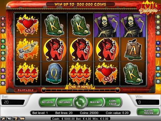 Выигрышные комбинации в игровых автоматах