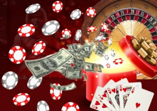онлайн казино риски