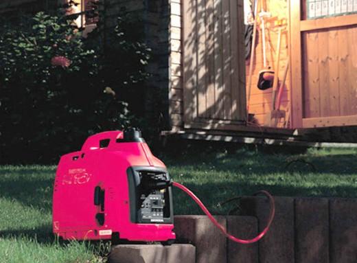 Где купить генератор для дачи?