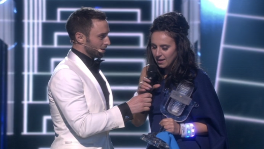 Евровидение-2016. Украина заняла первое место