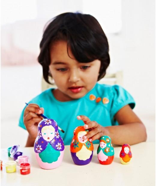 Выбор детских наборов для развития творческих способностей у ребенка