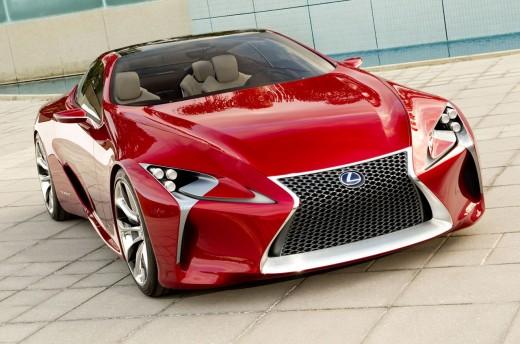 История автомобильной марки Lexus