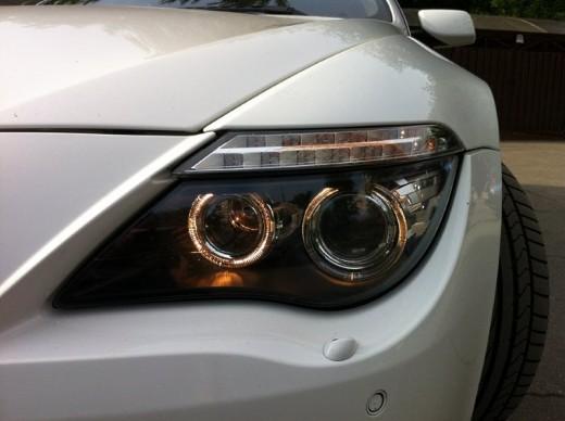 Надежная защита автомобильной оптики