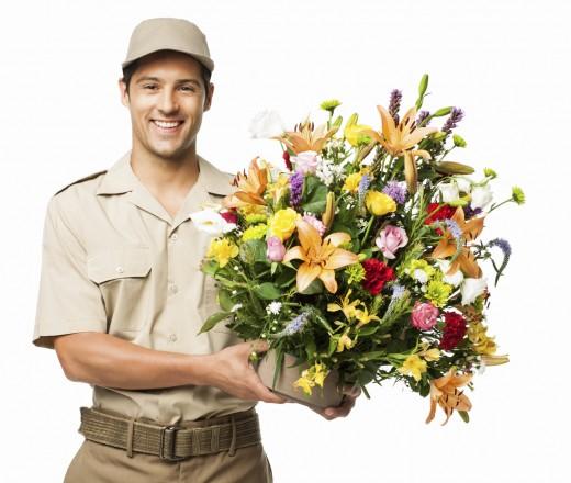 Доставка цветов - лучший сюрприз!