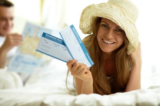 Как выгодно приобрести билет на самолёт?