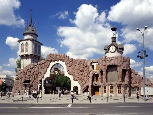 Город предлагает арендовать помещение для ветклиники у Московского зоопарка