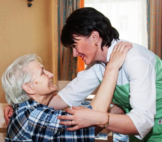 Что необходимо для поселения в дом престарелых