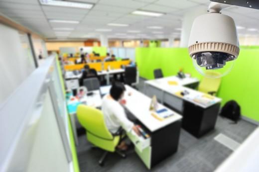 Выбор системы видеонаблюдения для офиса