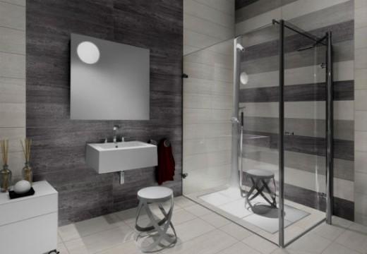 Выбор плитки для отделки ванной комнаты: тренды 2016 года