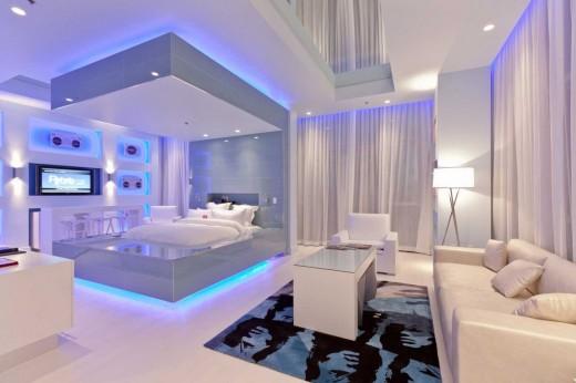 Преимущества светодиодного освещения для квартиры
