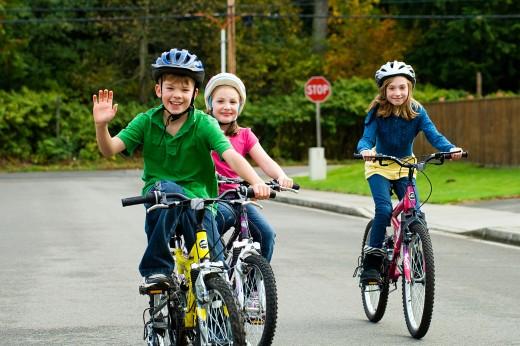 Тонкости покупки велосипеда для ребенка