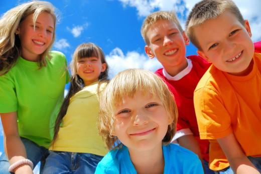 Выбор детского оздоровительного лагеря