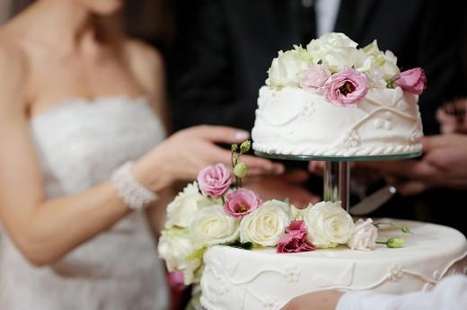 Как выбрать хороший свадебный торт