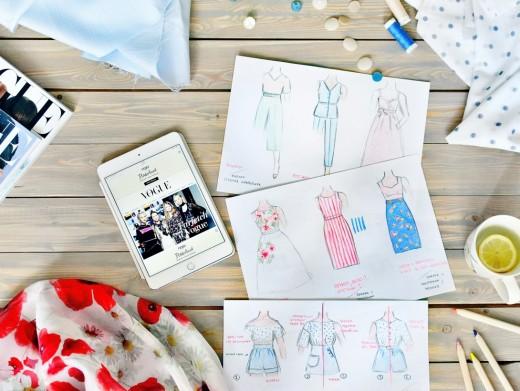 Как выбрать ткань для пошива одежды