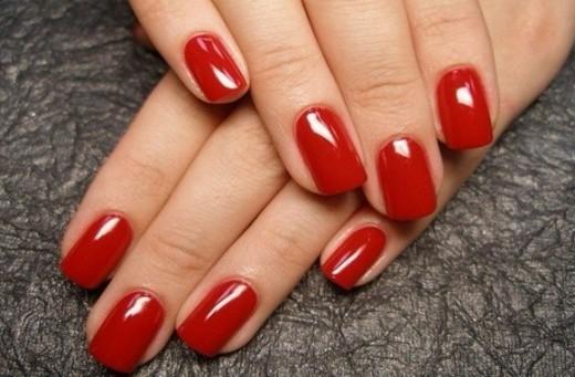 Гель-лаки для ногтей - лучшее решение