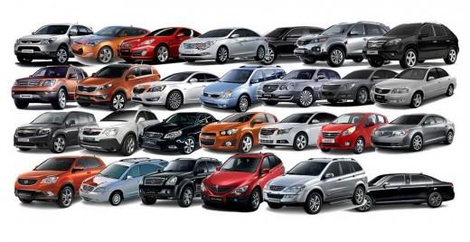 Какую марку автомобиля выбрать?