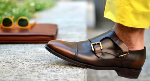 Как правильно выбирать мужские туфли?