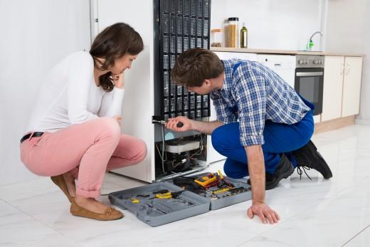 Особенности ремонта холодильников в Симферополе