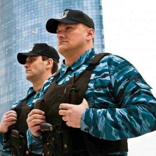 Частное охранное предприятие