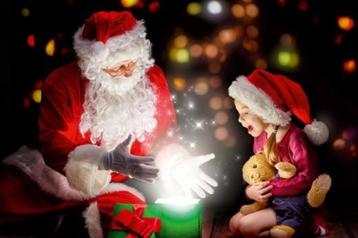 Как устроить новый год для ребенка?