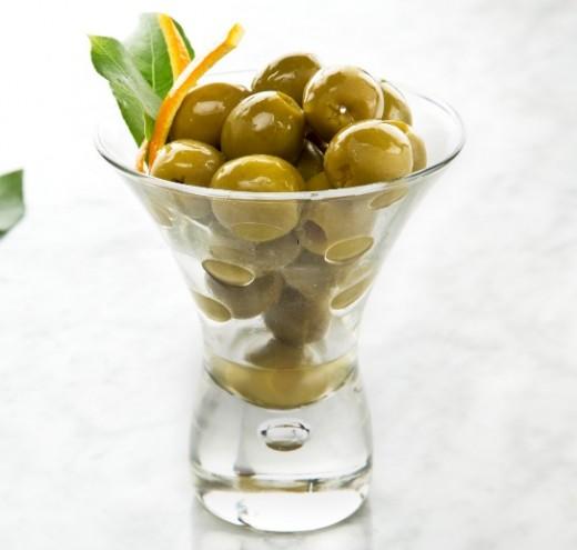 Умами - открыт пятый вкус оливок и маслин