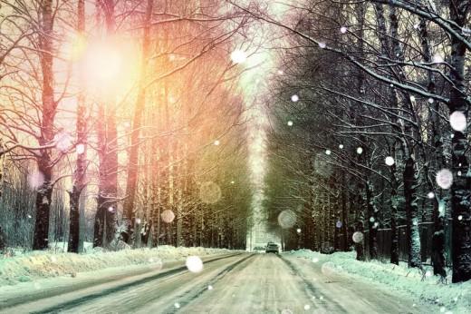 Continental предупреждает о сложной дорожной ситуации в предновогодние дни и новогодние праздники