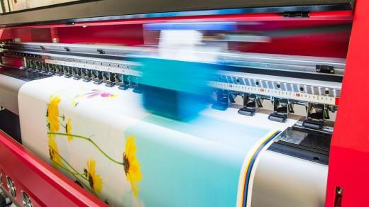 Цифровая печать в наши дни