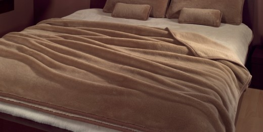 Преимущества одеял из верблюжьей шерсти