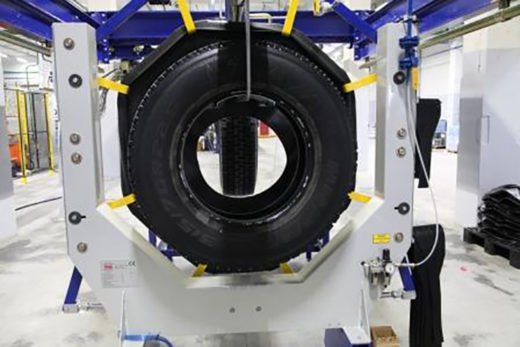 «КаМаРетрэд» дает 2 года гарантии на восстановленные шины