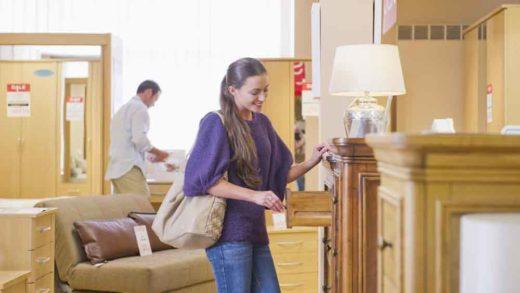 Покупка мебели – чему уделить внимание?
