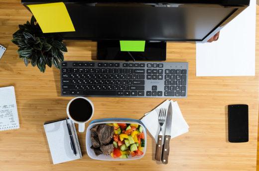 Преимущества доставки обедов в офис