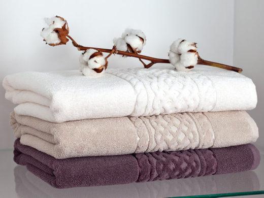 Выбираем банные полотенца