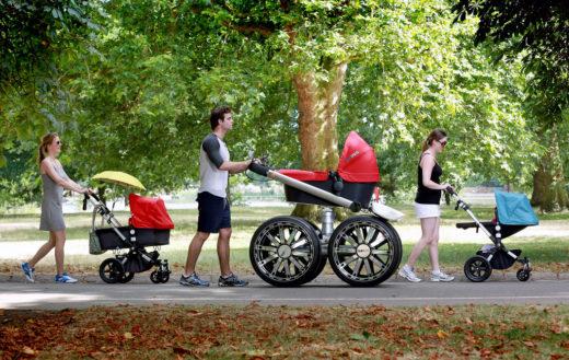 Как правильно выбирать детскую коляску